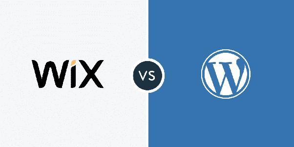 تعرف على الفرق بين ويكس ووردبريس